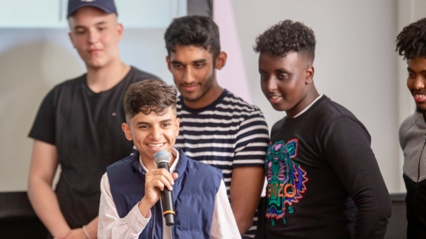 Lokale drenge vandt priser til Mind Your Own Business Awards 2020