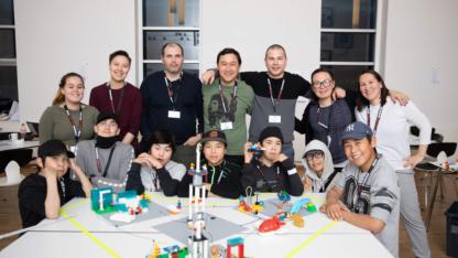 Stærke partnerskaber med erhvervslivet skaber positiv effekt hos unge drenge