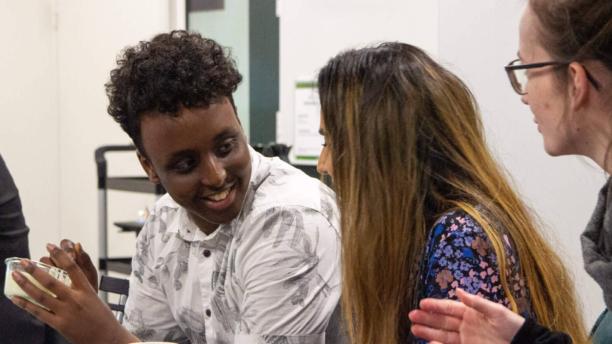 Rambøll inviterer H2B-Lifted på mentorvirksomhedsbesøg