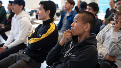 Royal Greenland-mentorer skal inspirere
