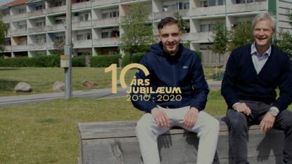 Gensynsglæde efter fem år: Ung iværksætter fra S.I.D.O. og venturepilot mødes igen