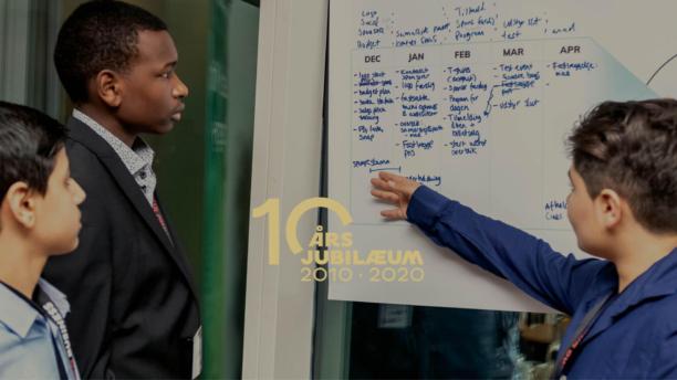 Virksomheder styrker drengenes læring og selvtillid som faglige sparringspartnere