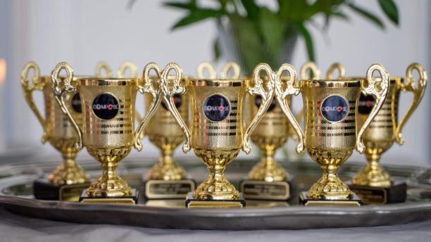 Ambitiøse iværksættere fejret til Business Awards 2021