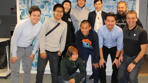 Unge iværksættere: Løb!