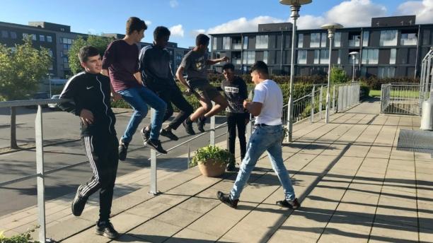 Unge drenge fra Fredericia med i landsdækkende iværksætterforløb