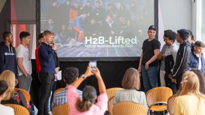 Iværksættere fra Korskær vinder to priser
