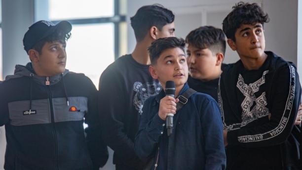Teenage-iværksættere vil gøre det cool at komme fra Kokkedal