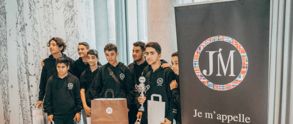 Business Awards 2018: Je M'appelle