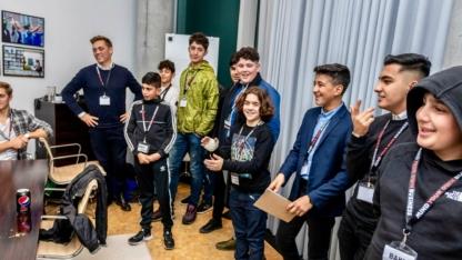 Mentorvirksomheder støtter drengenes udvikling og iværksætteri