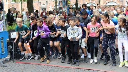 Nørrebroløbet – et løb hvor naboer, børn og lokale erhvervsdrivende løber med