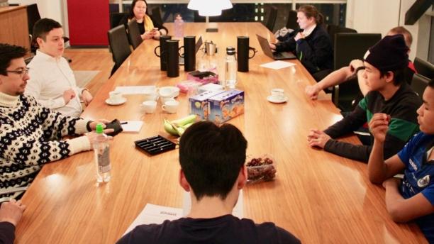Stiftende generalforsamling i Nuuk – en aften med mikrovirksomhedernes fremtid i fokus